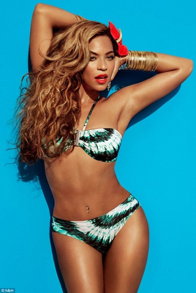 Beyonce Furious She Was Considered Too Fat For H&M 0530
