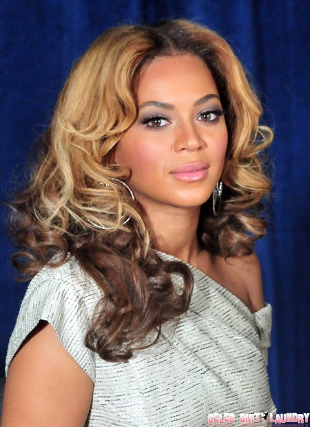 Beyonce Has A Mustache