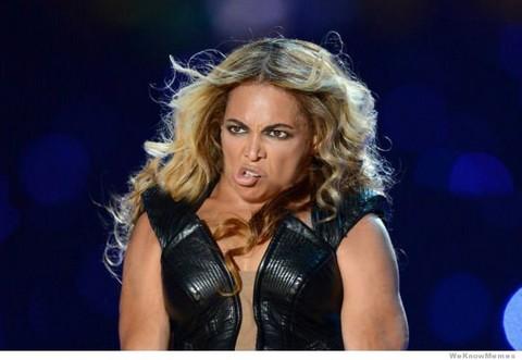 Beyonce Ugly