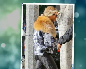 Beyonce Intentionally Wears Fur to Vegan Restaurant - Is She Rebelling Against Jay-Z?