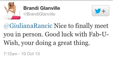 LeAnn Rimes Loses Giuliana Rancic To Brandi Glanville: Giuliana Joins Team Glanville?
