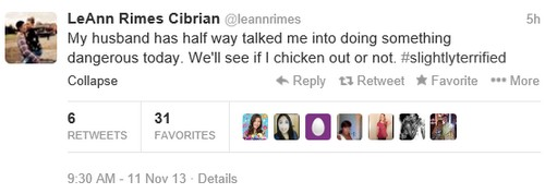 LeAnn Rimes and Brandi Glanville Basketball Playoffs: LeAnn Loses and Fouls Out