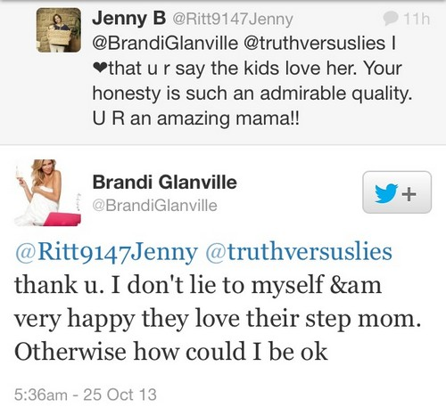 LeAnn Rimes is A Demon, Brandi Glanville A Saint - The Winner Is Really The Loser!
