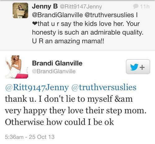 LeAnn Rimes is A Demon, Brandi Glanville A Saint - The Winner Is Really The Loser!