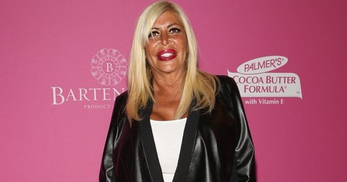 Mob Wives Star Big Ang Dead At 55 After Battle with Cancer