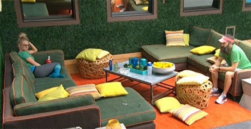 Big Brother 16 Spoilers Power of Veto Ceremony Results Week 9: HOH Cody Doesn't Use PoV - Leaves Donny And Nicole Up For Eviction