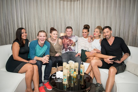 Big Brother Stars Amber Borzotra, Rachel Reilly, Brittany Martinez And More Party With Suave Professionals To Celebrate 'The Bold And The Beautiful' Appearances!