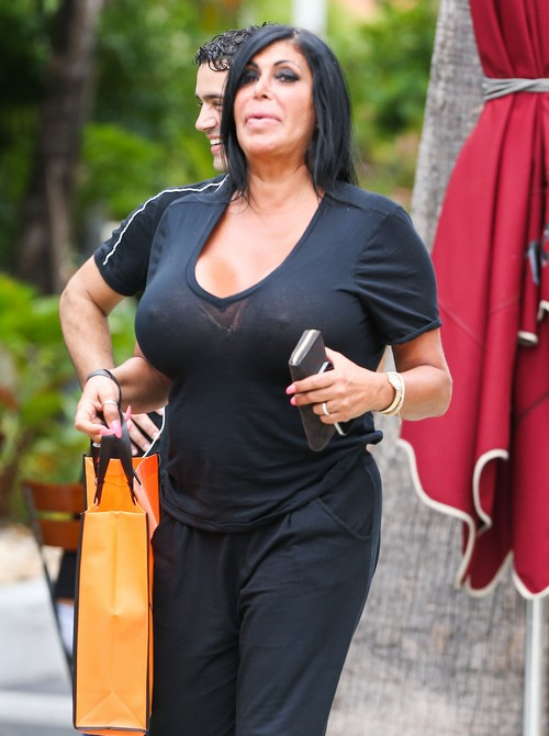 Mob Wives Exclusive: Alicia DiMichele's Husband Eddie Was Having An Affair - Cheating With Big Ang's Daughter, Racquel Donofrio