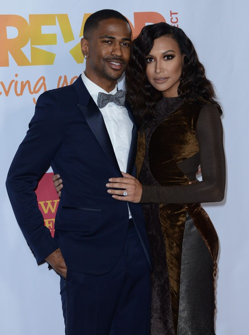 Naya Rivera and Big Sean Break Up and Call Off Engagement After Cheating Rumors - Naya Gets Boob Job For Nothing