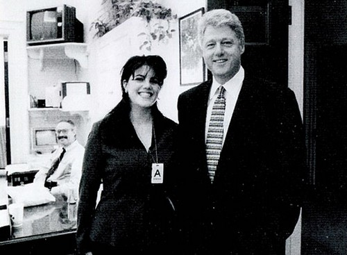 Bill Clinton and Monica Lewinsky's Sex Tape Found: Hillary Clinton Faces More Humiliation (PHOTO)