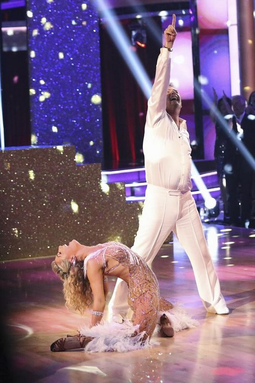 Bill Engvall Dancing With the Stars Salsa Trio with Peta Murgatroyd Video #DWTS