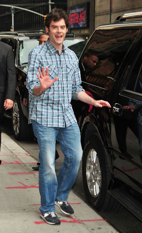 Bill Hader Slams Justin Bieber for Bratty Ways, Praises the Glorious Justin Timberlake