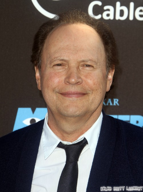 """Billy Crystal Calls The View Hosts A Bunch Of """"Bitches"""""""
