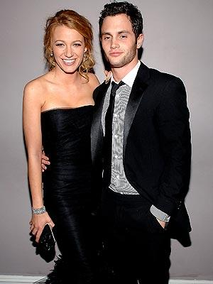 Blake Lively & Penn Badgley Split