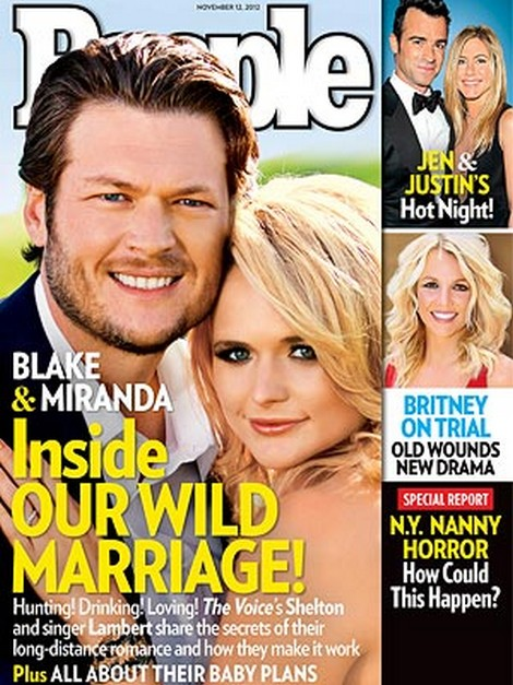 How Blake Shelton and Miranda Lambert Make Their Marriage Work