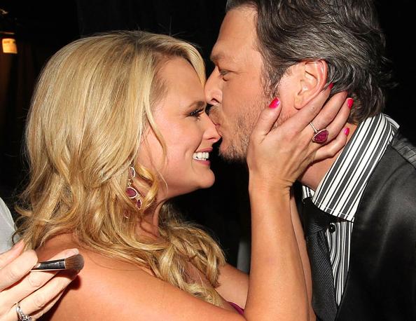 Blake Shelton & Miranda Lambert's Distrustful Marriage: Will She Cheat on Him with Dierks Bentley?