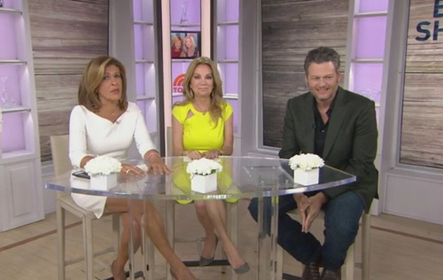 Is Blake Shelton Leaving The Voice: Coach Reveals Future At NBC On Today Show