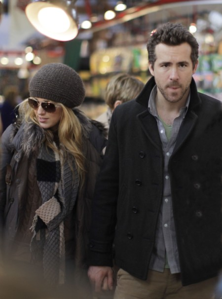 Report: Ryan Reynolds And Blake Lively Married 0715