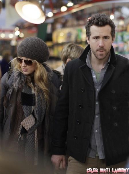 Exclusive: Ryan & Blake Enjoying A Date In Vancouver