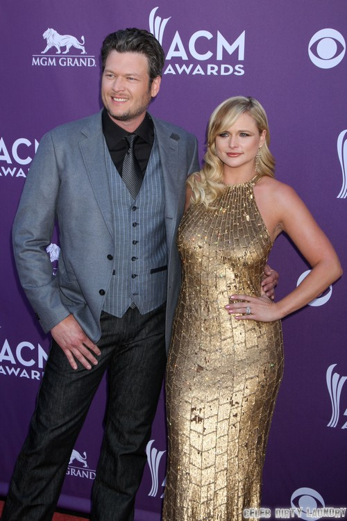 Miranda Lambert And Blake Shelton Ruining Their Marriage With Alcohol And Excessive Drinking