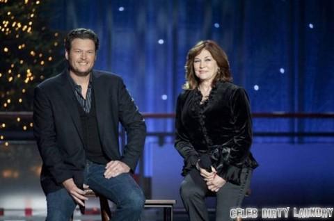 """Blake Shelton's Mother Slams Nicki Minaj: American Idol Judge """"Makes Her Throw Up"""""""
