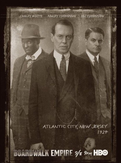 Boardwalk Empire Season 4 Promotional Poster -- Take a Look Here! (PHOTO)