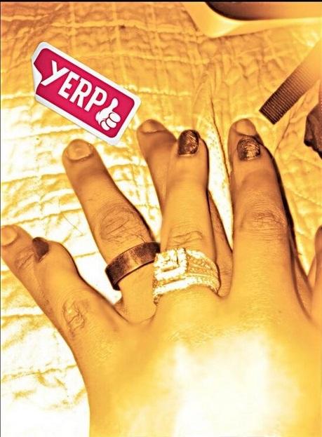 Bobbi Kristina Brown Marries Nick Gordon: See Wedding Rings (PHOTO)