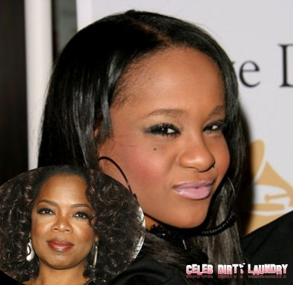 Oprah Has Scored The First Interview With Whitney Houston's Daughter, Bobbi Kristina, And Family