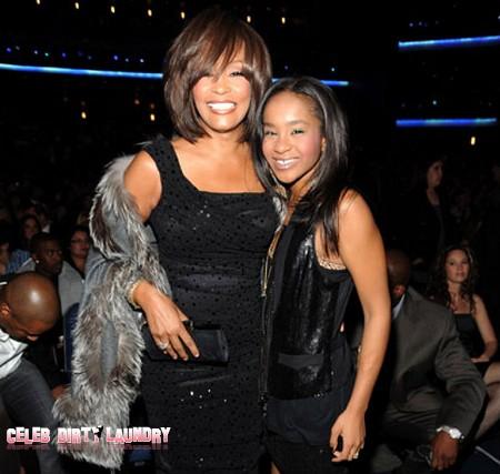 Report: Bobbi Kristina Brown Will Find Whitney Houston's Hard Core Drug Tapes