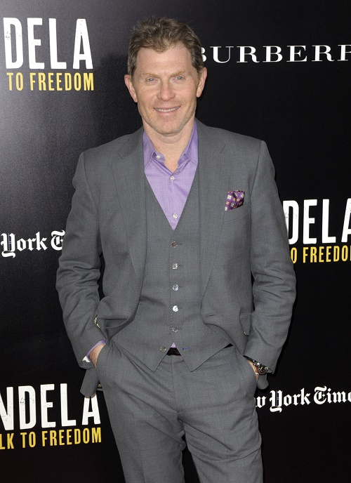 Bobby Flay Divorce Gets Nasty: Stephanie March Payback For Cheating - Determined To Destroy Career and Take Every Penny
