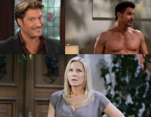 The Bold and the Beautiful Spoilers: Deacon Still Loves Brooke -  Wants To Stop Bill and Brooke's Wedding - Uses Ridge's Accident
