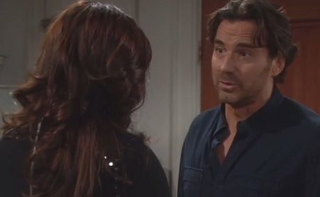 The Bold and the Beautiful Spoilers: Ridge Tells Katie He'll Do Anything To Be CEO - Hope Cornered By Deacon and Quinn