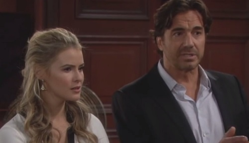'The Bold and the Beautiful' Spoilers: Liam Moves To Replace Rick - Ridge and Caroline Threaten Rick With Cops?