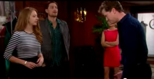 The Bold and the Beautiful Spoilers: Liam Beats Wyatt For Hope's Affection But Quinn Interferes - Aly Used By Oliver?