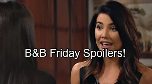'The Bold and the Beautiful' Spoilers (September 12-16, 2016)