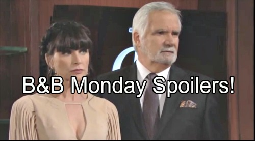 'The Bold and the Beautiful' Spoilers: Chaos Erupts Over Quinn's Return as Jewelry Designer – Thomas and Sasha's Bond Grows