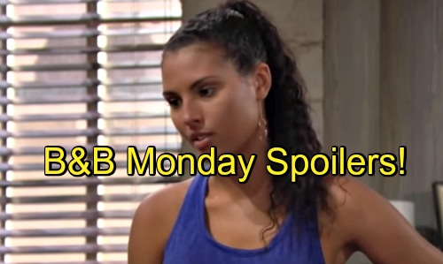 'The Bold and the Beautiful' Spoilers: Katie Ridicules Brooke – Nicole Questions Sasha's Intentions with Thomas