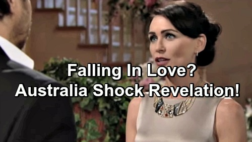 The Bold and the Beautiful Spoilers: Ridge and Quinn Falling In Love – Australia Trip Brings Shocking Revelations