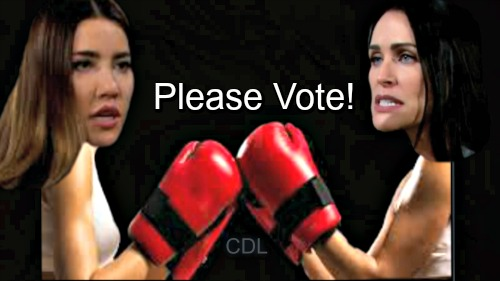 'The Bold and the Beautiful' Spoilers: Quinn and Steffy's Battle Heats Up, Gets Dangerous – Who Will Win? - Vote In The Poll