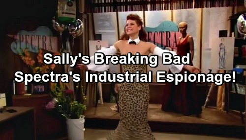 The Bold and the Beautiful Spoilers: Shirley's New Plan After Spectra Setback – Sally on Board with Stealing Forrester's Designs