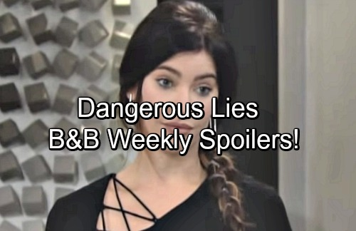 The Bold and the Beautiful Spoilers: Week of August 21 – Tested Loyalty, Hidden Agendas and Dangerous Lies