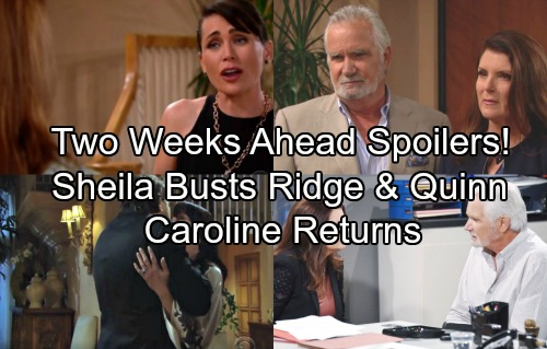 bold and the beautiful spoilers next two weeks are NOT