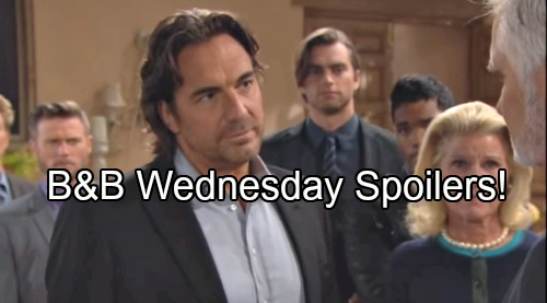 'The Bold and the Beautiful' Spoilers: War Breaks Out as Forresters Forbid Eric's Marriage – Quinn Heartbroken by Wyatt