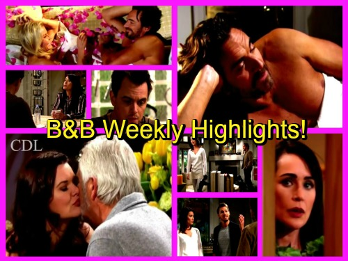 'The Bold and the Beautiful' Spoilers: Weekly Updates – Stern Warnings, Family Drama and Risky Business