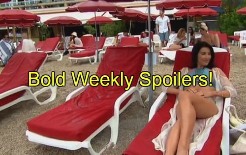 'The Bold and the Beautiful' Spoilers: Week of July 25 - Tearful Breakups, Explosive Drama and the Ultimate Shocker