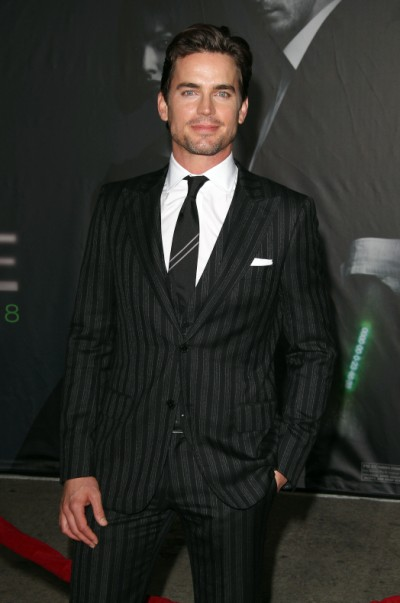 Did Fifty Shades Of Grey Screenwriter Call Matt Bomer Too Gay To Play Christian Grey? 0807