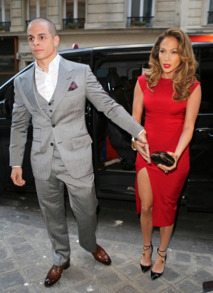 Too Much Botox? Jennifer Lopez Desperate To Stay Young For Casper Smart (Photos) 1002