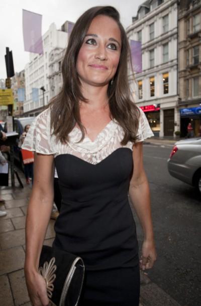 Royals Worried Pippa Middleton Will Slam Kate Middleton Bottomless Photos On Book Tour 0930