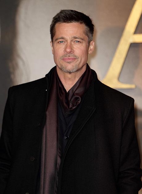 Brad Pitt's New Bach...