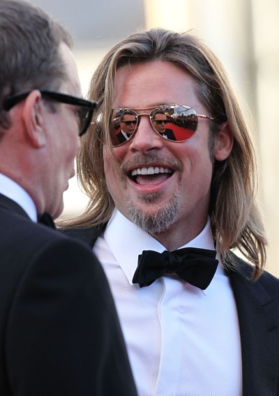 Brad Pitt Celebrates Boozy Bachelor Party In Cannes Without Fiance Angelina Jolie 0524